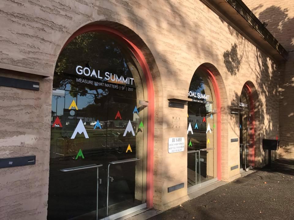 [SF]Goal Summitに参加して参りました